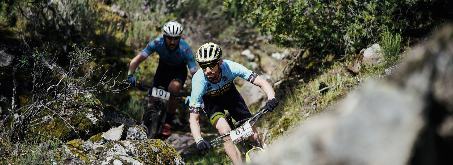 Official route of Andalucía Bike Race presented by Caja Rural Jaén 2020