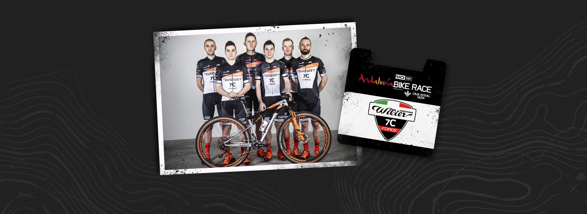 El Wilier Force 7C MTB Team a por todas