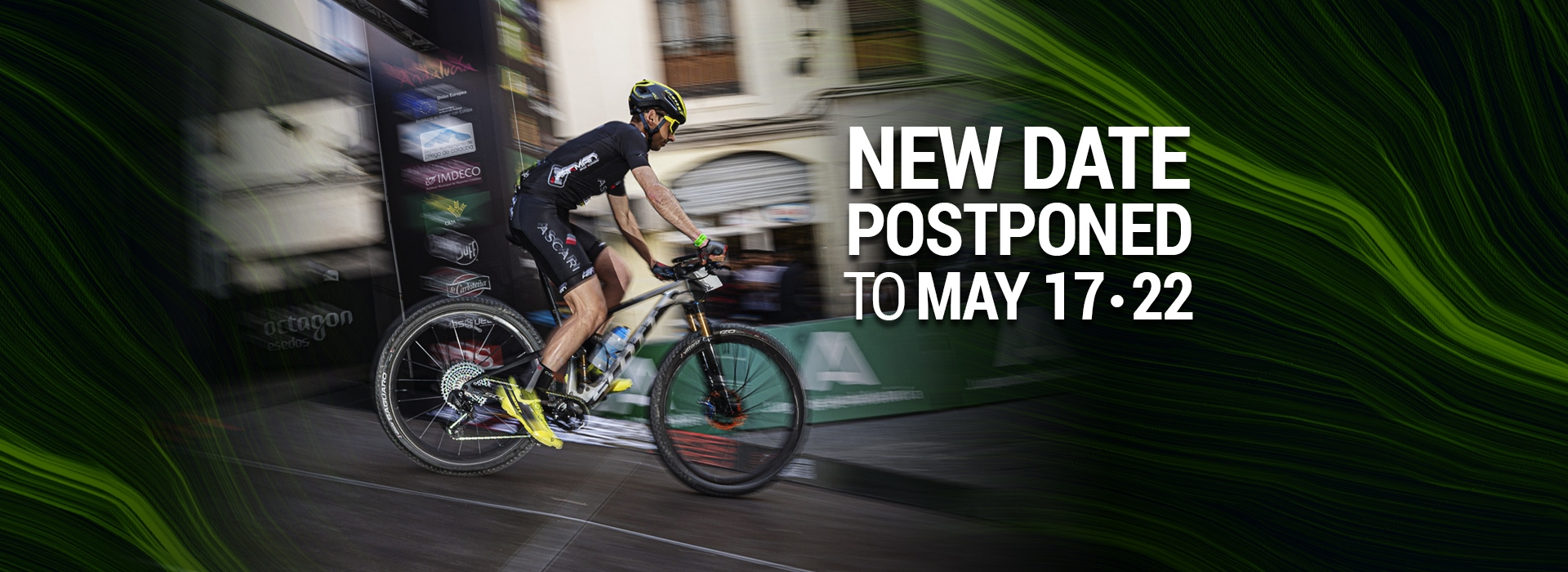 Andalucía Bike Race by Garmin postponed to May