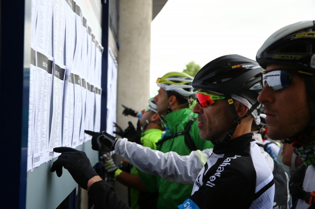 Check the provisional schedules of Andalucía Bike Race presented by Shimano