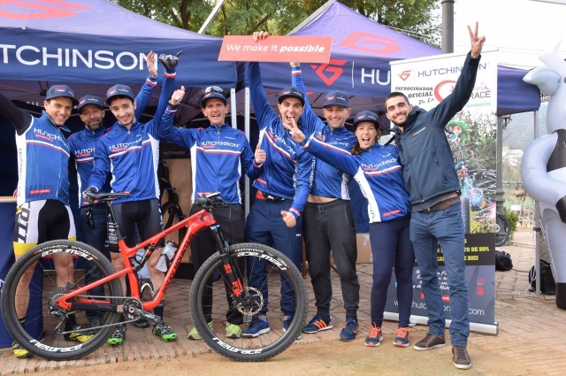 ¡Hutchinson Tires te invita a participar en Andalucía Bike Race presented by Shimano!