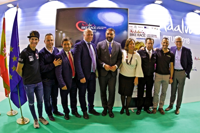 Andalucía Bike Race presented by Shimano se presenta en FITUR