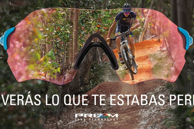 Oakley, patrocinador oficial de Andalucía Bike Race presented by Shimano