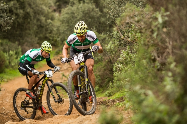 The names that have make history of Andalucía Bike Race presented by Caja Rural Jaén