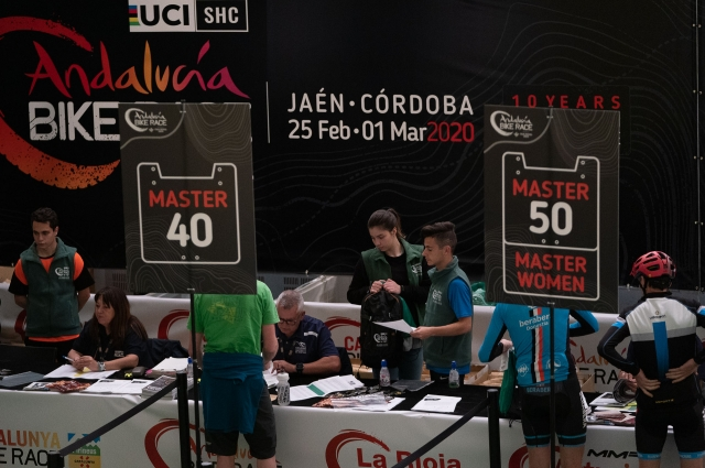 Welcome to the tenth edition of Andalucía Bike Race presented by Caja Rural Jaén