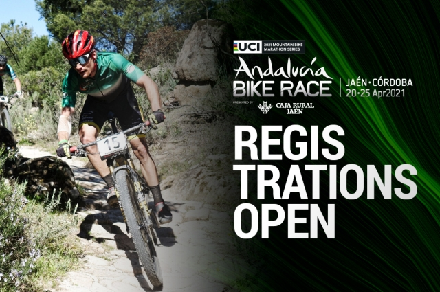 2021 Andalucía Bike Race 2021: registrations open
